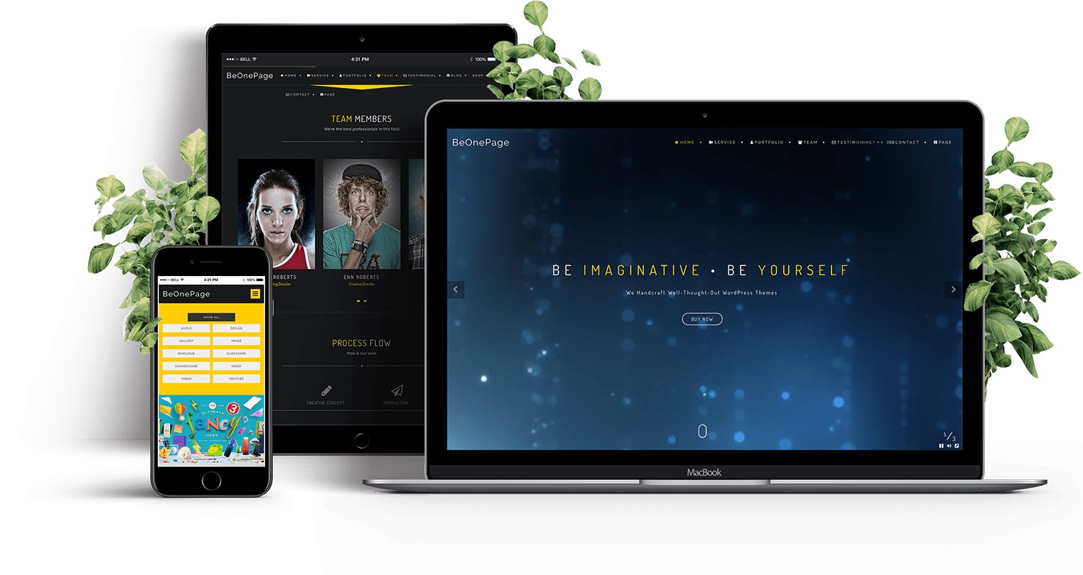 WordPress Theme Yourself